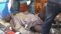 Matukin jirgin dai ya yi tunanin mutanen 'yan Boko Haram ne