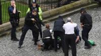 هجوم أرهابي في لندن
