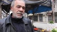 Resident of Aleppo