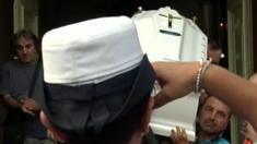 Tiziana funeral