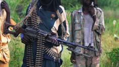South Sudan armed militia