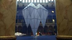 National Building Museum's Iceberg exhibit