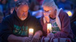 Oregon shooting: 'Blame the father' says one 2016 hopeful