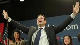 Marco Rubio in South Carolina