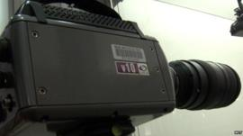 A high speed camera