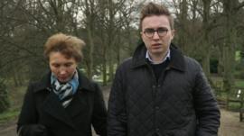 Marina and Anatoly Litvinenko