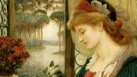 Marie Spartali Stillman artwork