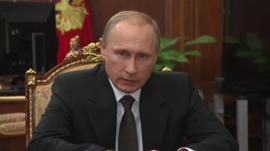 President Putin vows to punish the so-called Islamic State over the bombing of a Russian passenger plane in October