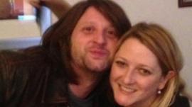 Paris attacks victim Nick Alexander pictured with friend Gemma Taylor