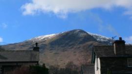 View from Glenridding