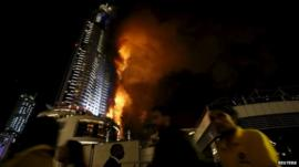'Dubai skyscraper blaze' from the web at 'http://ichef-1.bbci.co.uk/news/270/cpsprodpb/220A/production/_87441780_87441778.jpg'