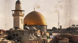 Jerusalem's Temple Mount/ Haram al Sharif