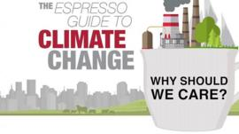 The espresso guide to climate change: Episode 1