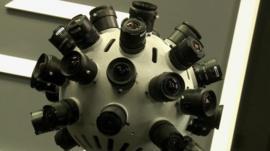 Jaunt VR camera