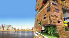 Image of 'vertical village'