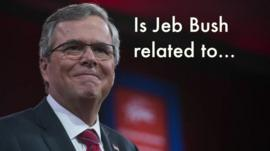 Picture of Jeb Bush.