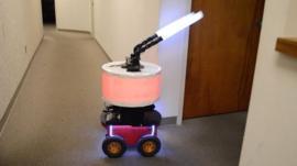 Emergency robot