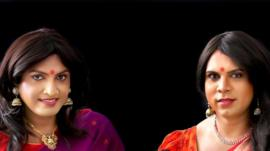 Gowri Savitri (left) and Maya Menon (right)