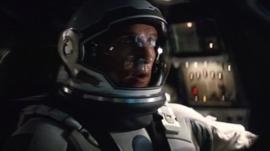 Matthew McConnaughey in Interstellar