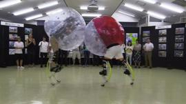 Bubble Jumping