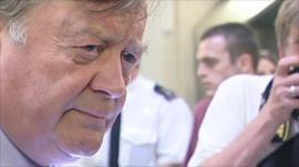 Ken Clarke on prisons