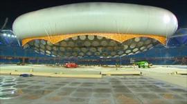 Commonwealth Games stadium, Delhi
