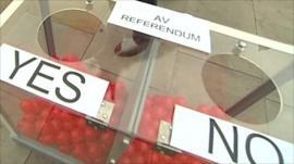 Referendum moodbox