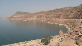 The Dead Sea