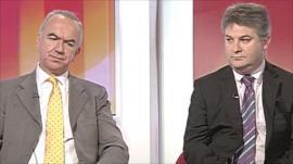 Martin Narey and Philip Davies
