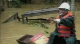 Floods in Vietnam