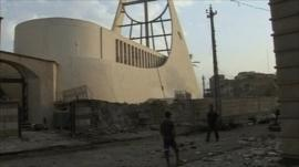 Catholic Church in Baghdad