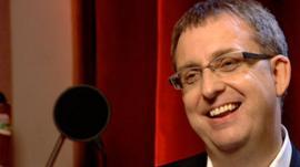 Neil Gaydon, chief executive, Pace