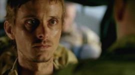 Mackenzie Crook as Corporal Buckley