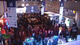Le Web conference in Paris