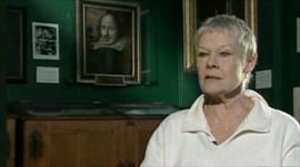 Dame Judi Dench is
