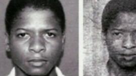 Left: Ahmed Ghailani
