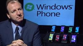 Microsoft's head of mobile Andy Lees