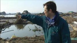 The BBC's Damian Grammaticas
