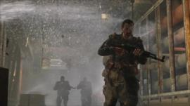 A scene from Call of Duty: Black Ops