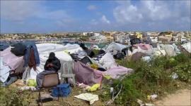 Migrant settlement