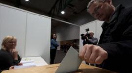 Iceland voter