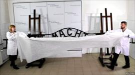 Restored Auschwitz