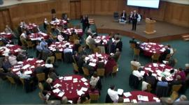 NHS listening exercise