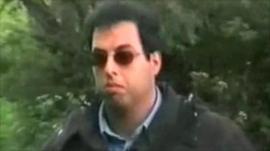 Police footage of Danilo Restivo
