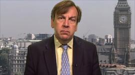 Culture Select Committee chairman John Whittingdale