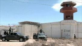 Nuevo Laredo prison
