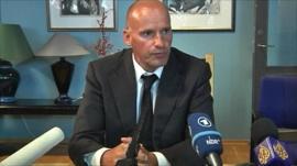 Geir Lippestad, lawyer for Anders Behring Breivik