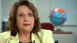 Dr Veronica Garcia