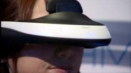 Sony's new 3D headset