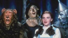 Wizard of Oz cast
